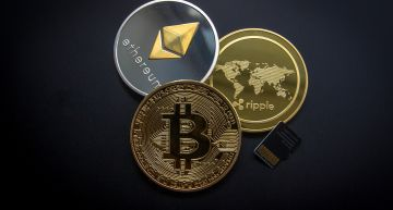 Review of cryptocurrency price. Good news for Ethereum
